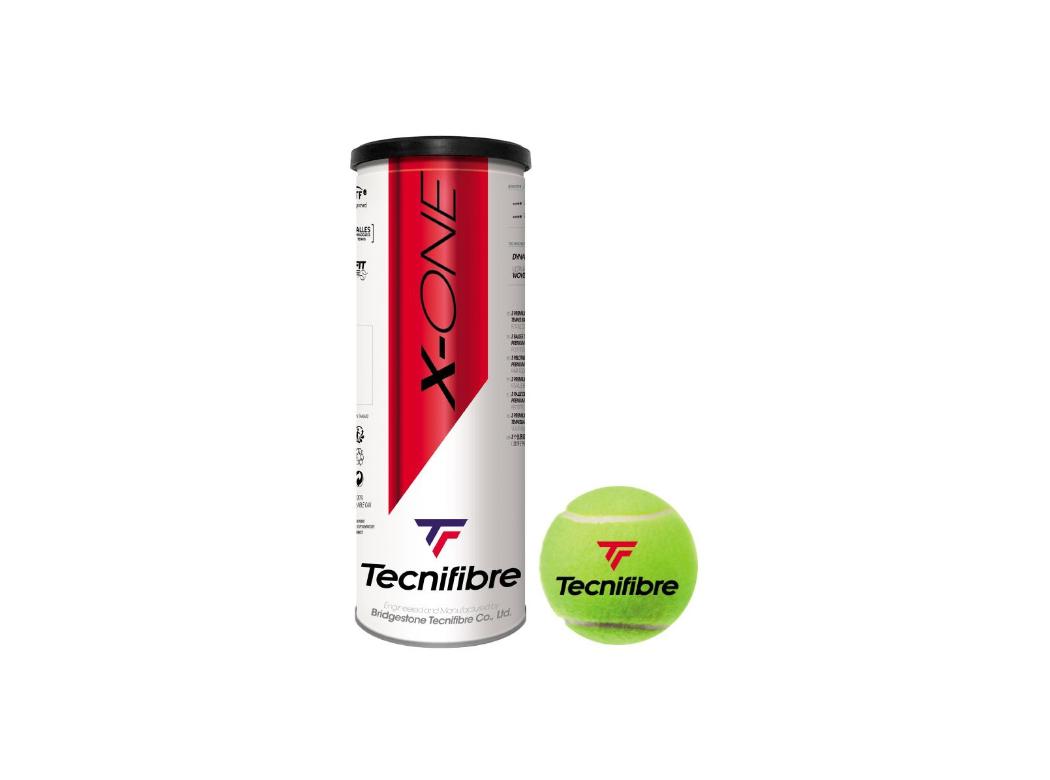 Tecnifibre X-One (3 Ballen)