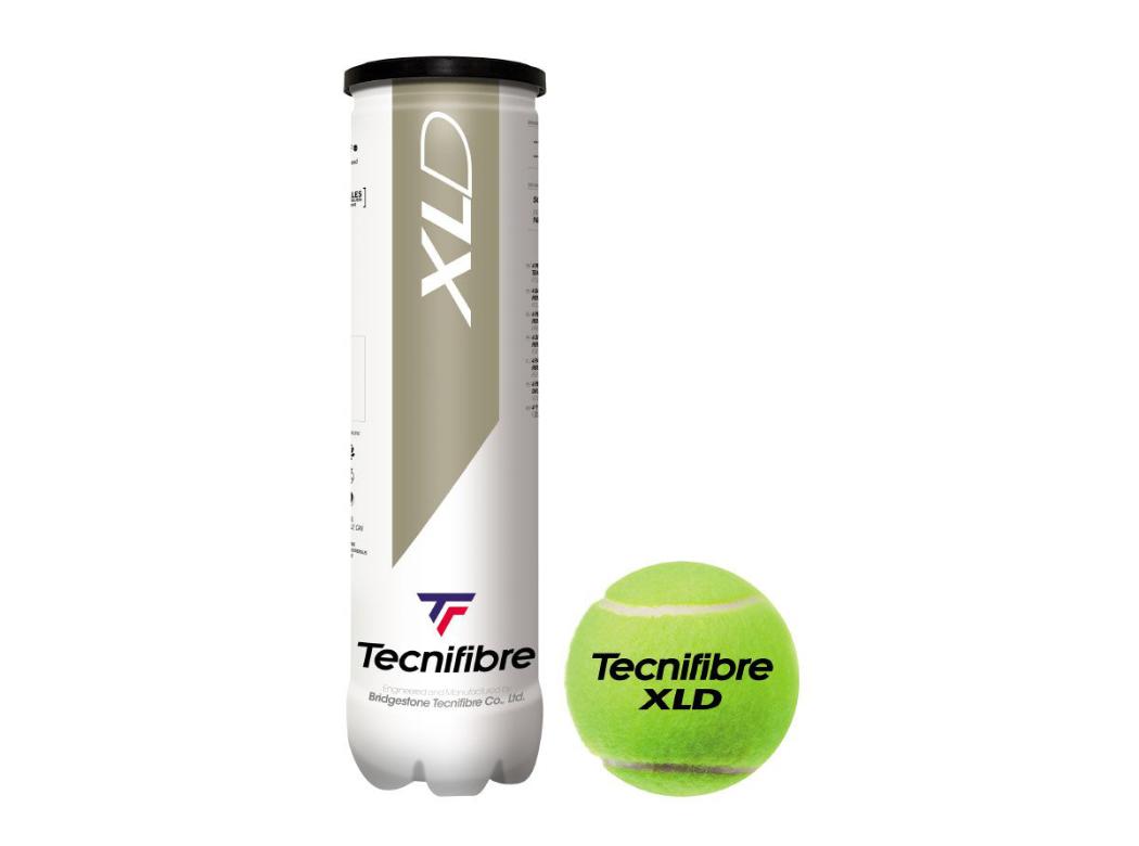 Tecnifibre XLD (4 Ballen)